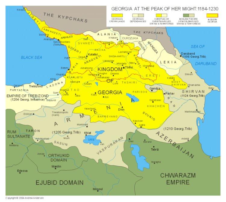 ზღაპარი კავკასიის ერთობაზე