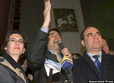 ახალი პოლიტიკური სეზონი საქართველოში