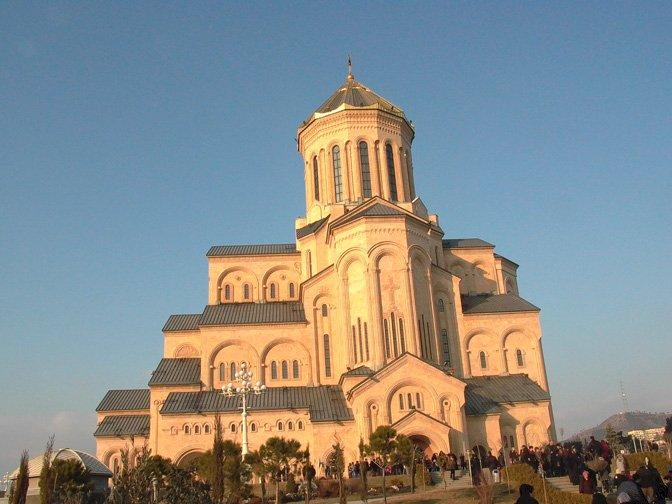 ქართული მართლმადიდებელი ეკლესია, როგორც პოლიტიკური ორგანიზაცია