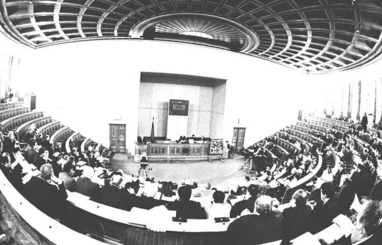 ქართული კონსტიტუციის პირველი ხუთწლეული