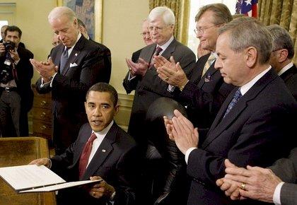 """აშშ პრეზიდენტი: """"საქართველო არ დგას იმ გზაზე, რომელიც NATO-სკენ მიდის"""""""