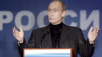 «ბრძოლა ნოხისქვეშ» რუსეთში
